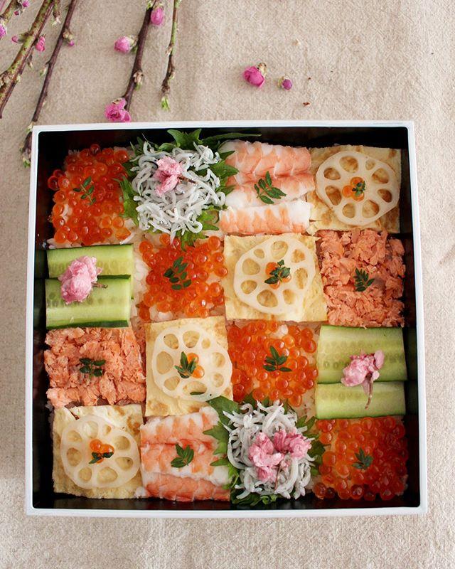 ちらし寿司の美味しいレシピ7