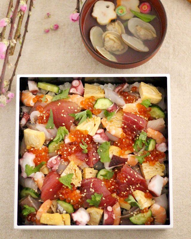 ちらし寿司の美味しいレシピ23