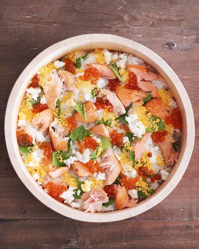 ちらし寿司の美味しいレシピ18