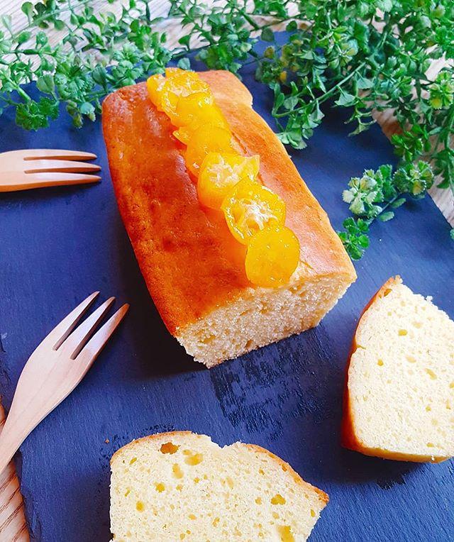 パウンドケーキの人気アレンジレシピ《フルーツ》4