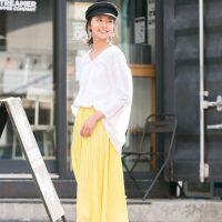 【韓国】9月の服装27選!秋に突入する涼しい季節に最適なファッションは?