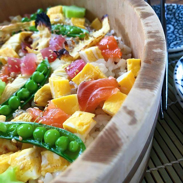 ちらし寿司の美味しいレシピ14