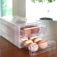 いつも使う食材は優しく丁寧に収納♪卵の使いやすい収納方法とは