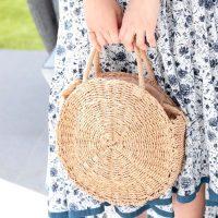 夏はバッグで季節感を演出!コーデが旬顔に決まるバッグをご紹介