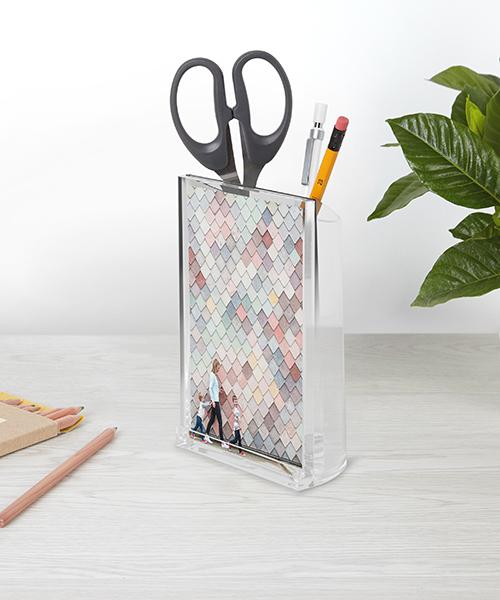 [entre square] umbra/オプティック フォトディスプレイ 4×6 クリア