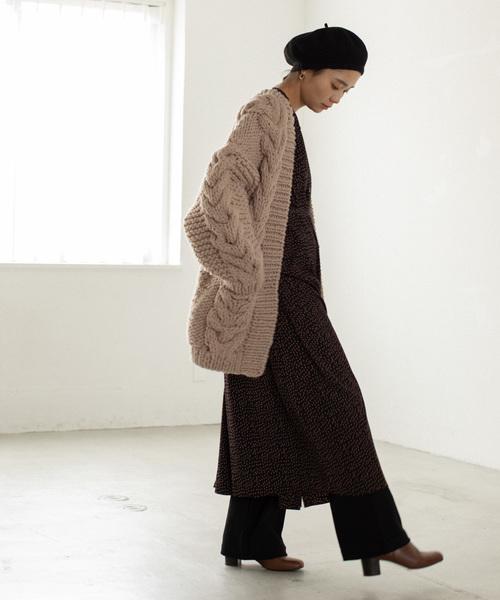 【北海道】10月におすすめの服装《ワンピ》3
