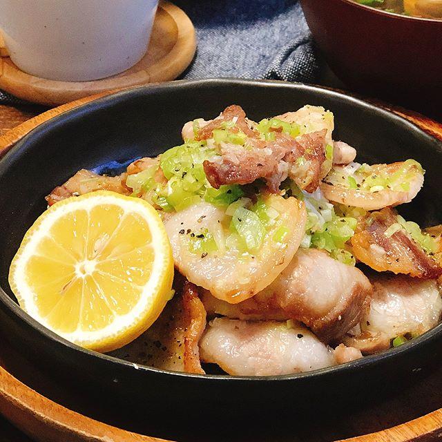 さっぱり食べたい時の夕飯メニュー☆主菜8