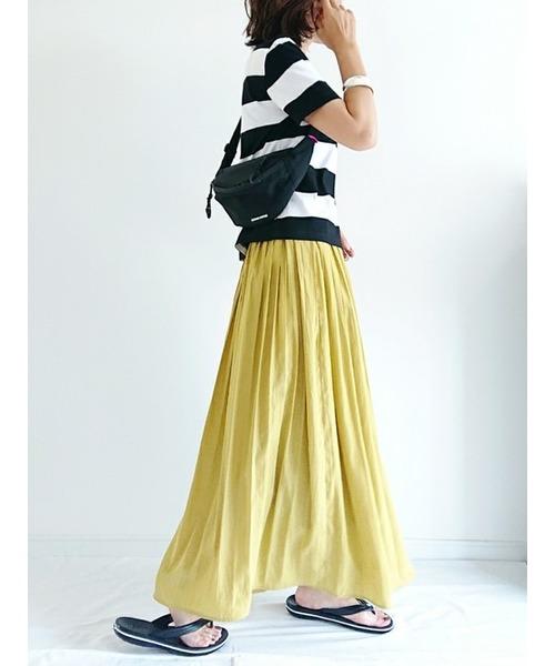【タイ】10月の快適な服装《スカート》4