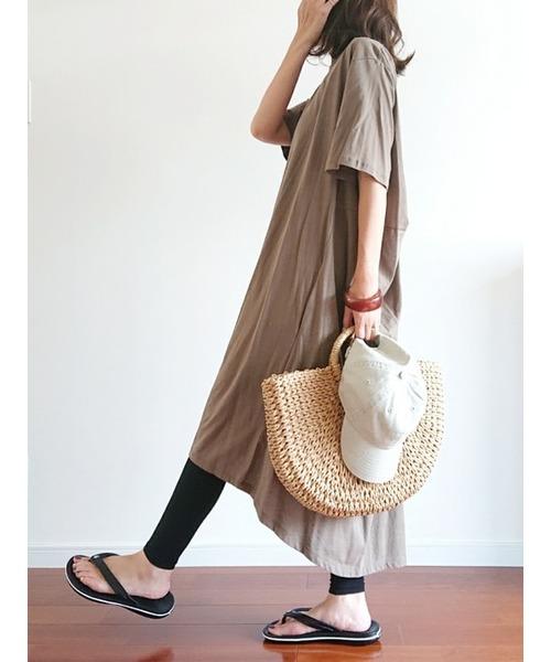 【タイ】10月の快適な服装《ワンピ》6