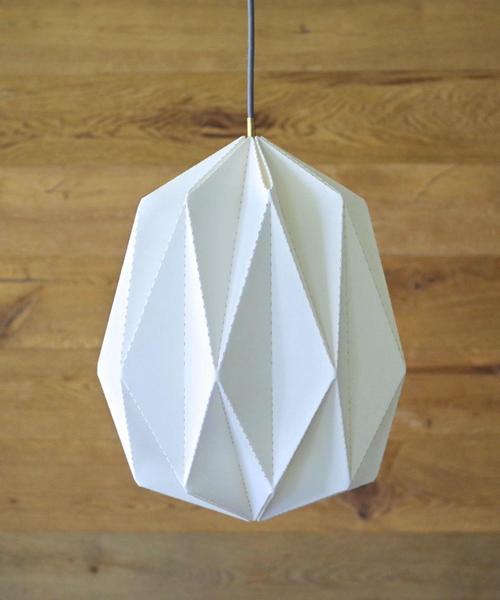 オブジェにもなる折り紙デザイン
