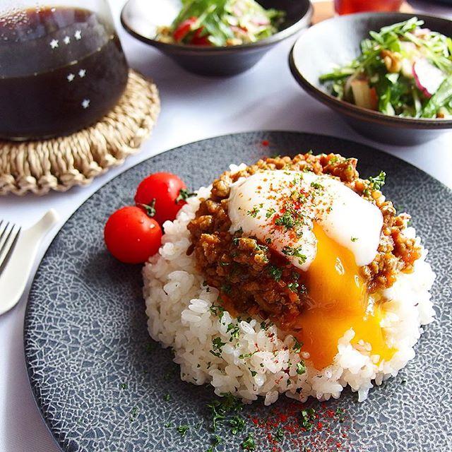 スパイスカレーの本格的なレシピ☆ひき肉・サバ12