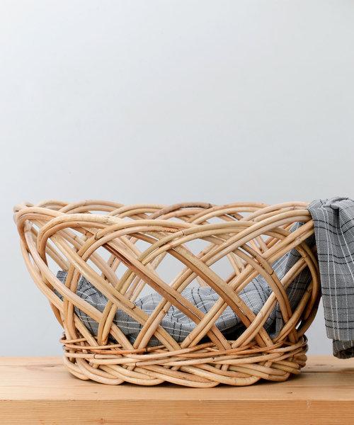 [HIGHTIDE] 松野屋 ラタン脱衣かご