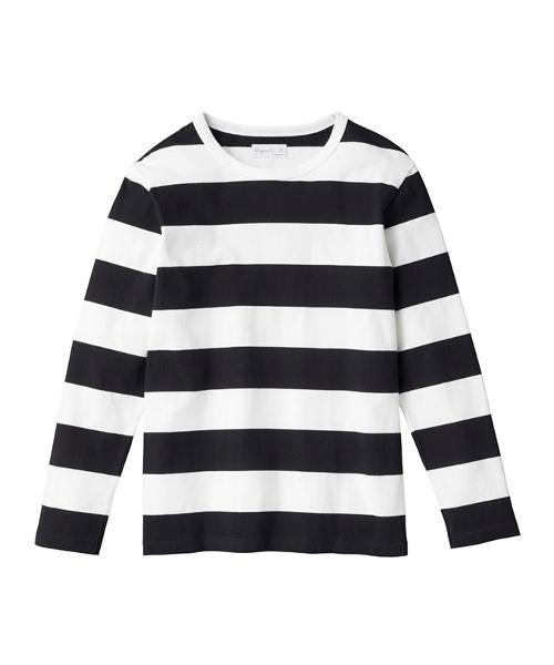 [agnes b.] J019 TS ボーダーTシャツ