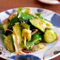 さっぱりとした副菜レシピ特集!物足りない時に便利な簡単おかずをご紹介!
