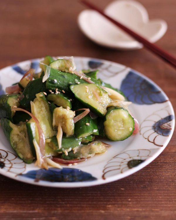 さっぱり簡単副菜!たたききゅうり