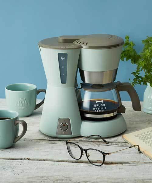 [IDEA SEVENTH SENSE] 4カップコーヒーメーカー