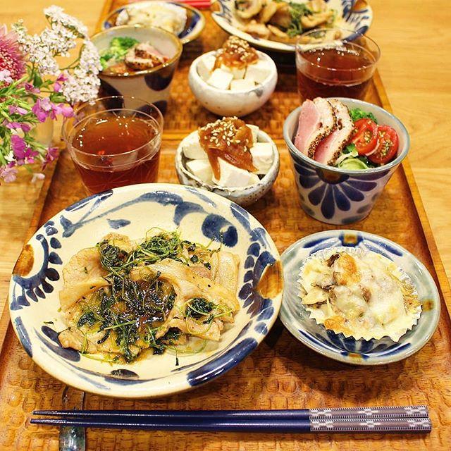 冷奴の簡単美味しいアレンジレシピ☆副菜5