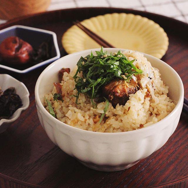 炊き込みご飯の簡単アレンジレシピ☆お弁当8