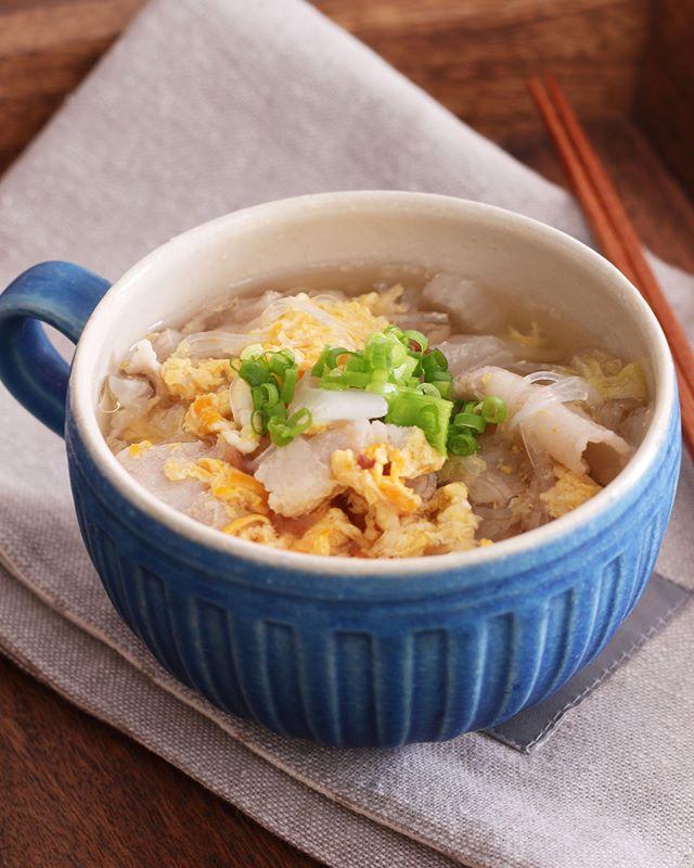 簡単スープレシピ5