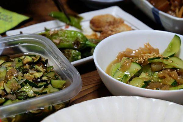 簡単さっぱり副菜に!中華くらげの和え物