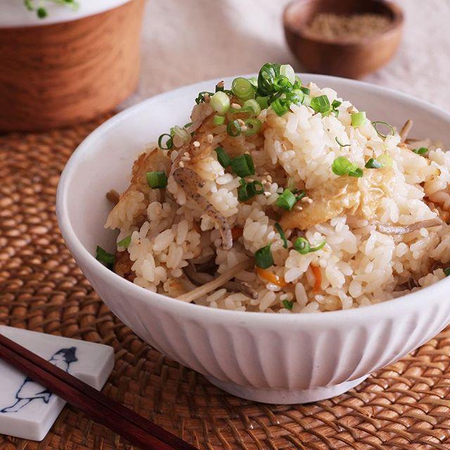 炊き込みご飯の簡単アレンジレシピ☆お弁当2