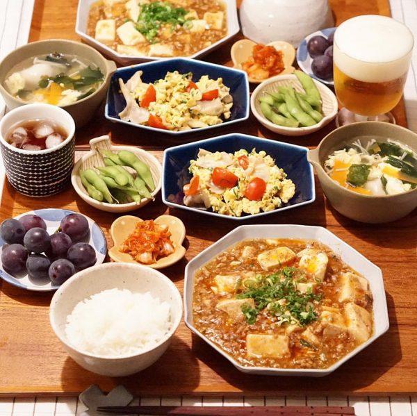 さっぱり炒め物料理を副菜に!塩炒め
