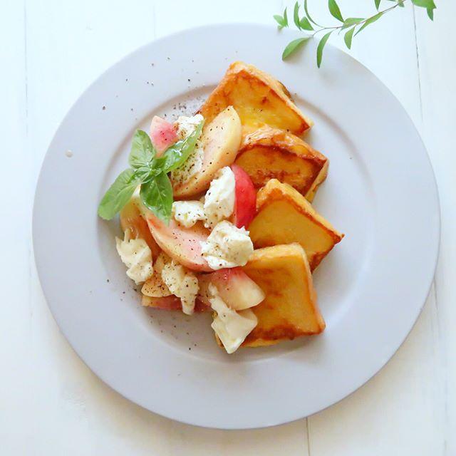 フレンチトーストのアレンジレシピ3