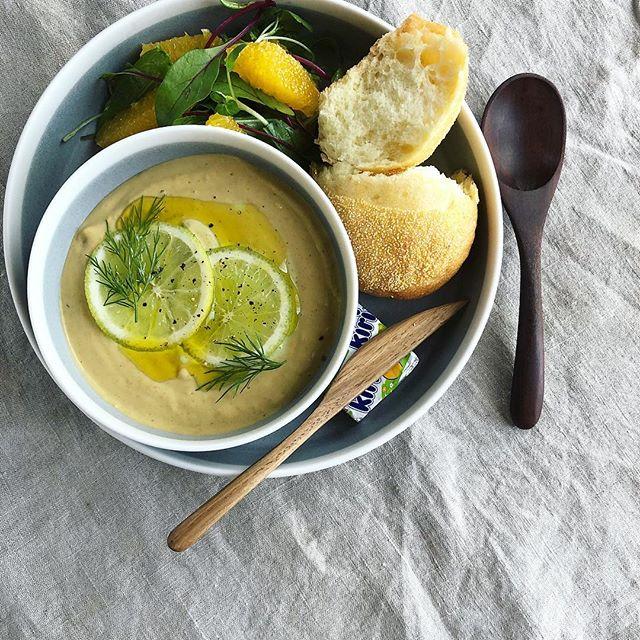 冷製スープのレシピ4