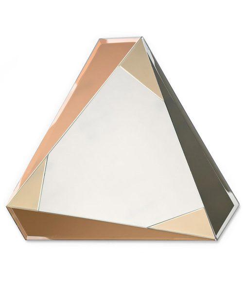 [GEORGE'S] カラーミラー / COLOR MIRROR Triangle