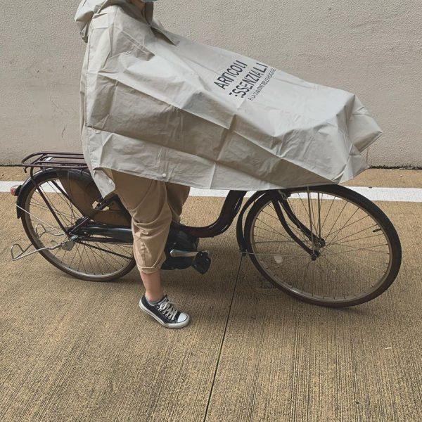 自転車通勤に便利
