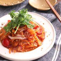 人参の常備菜レシピ特集!簡単美味しい作り置きおかずはあと一品足りない時も便利!