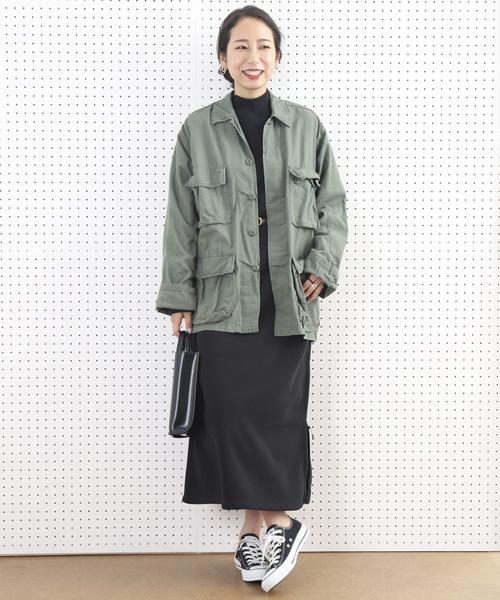 【北海道】10月におすすめの服装《ワンピ》4