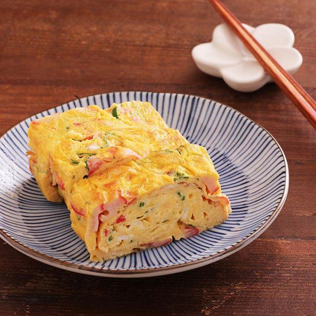 卵焼きの人気アレンジレシピ☆お弁当5