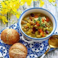 朝食にぴったりなスープレシピ特集!簡単に作れて野菜も摂れる忙しい朝の味方!