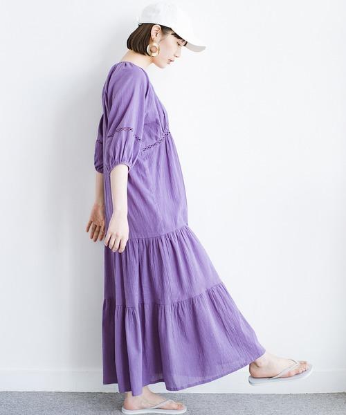 【タイ】10月の快適な服装《ワンピ》8