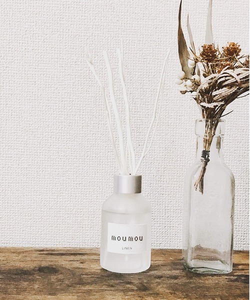 [Global Forme Concrete] moumou Reed Diffuser ムームー リードディフューザー