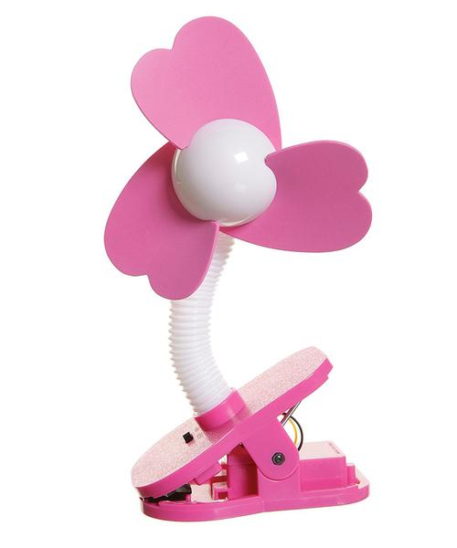 [babybaby] 【dreambaby/ドリームベビー】ベビーカー扇風機 クリップオン ファン