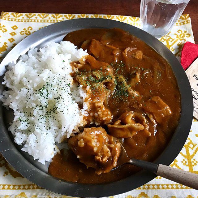 スパイスカレーの本格的なレシピ☆鶏・豚・牛5