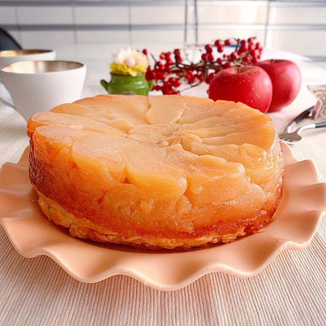 りんごの美味しいスイーツ4