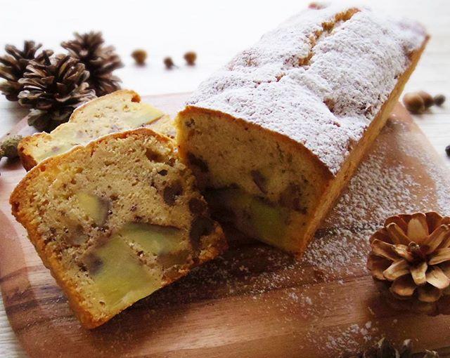 パウンドケーキの人気アレンジレシピ《ナッツ》2