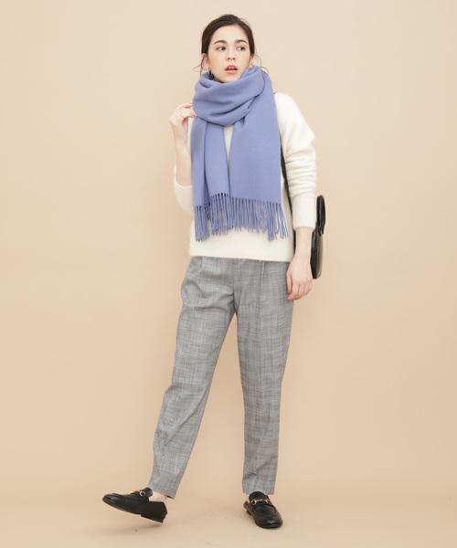 【東京】10月に最適の服装|パンツ6