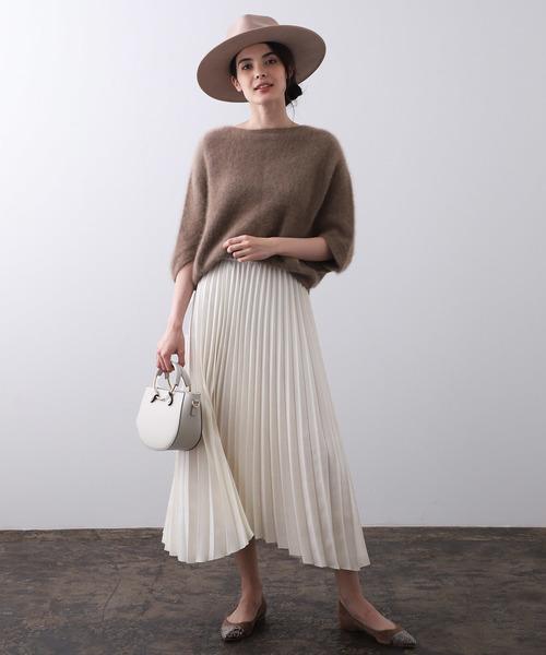 【2020】秋の帽子コーデ《ハット》6