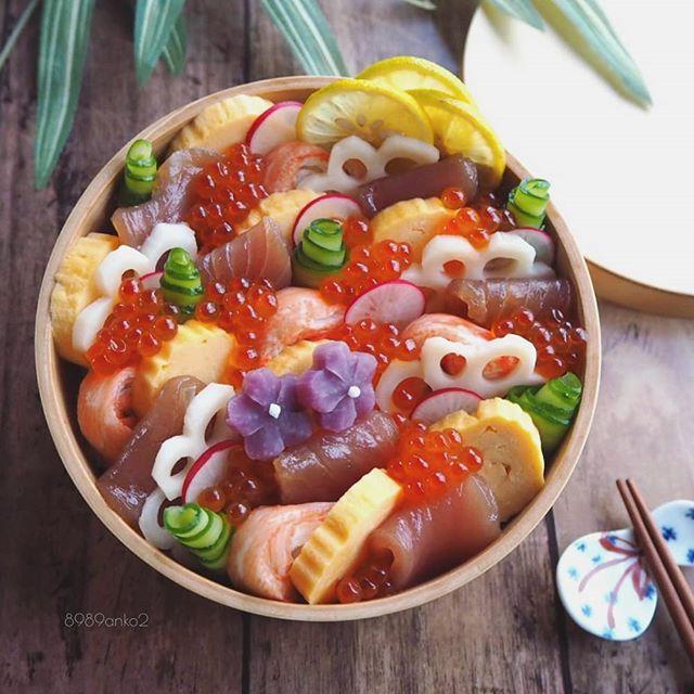 ちらし寿司の美味しいレシピ11