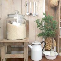 お米の保存方法は各家庭で全く違う!使いやすい《お米》収納アイデア