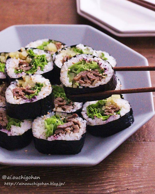 美味しい定番の韓国料理メニュー☆主食6