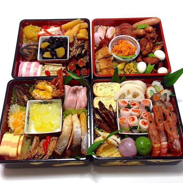 年間の行事食で味わう有名料理☆1〜3月