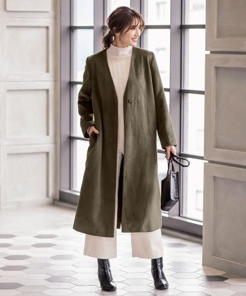 11月の東京で着たい服装 パンツスタイル6