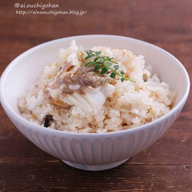 日本の絶品家庭料理!簡単な鯛めし