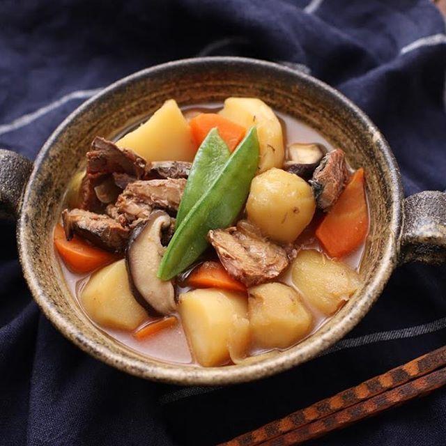 野菜嫌いを克服!魚のレシピで鯖の味噌じゃが