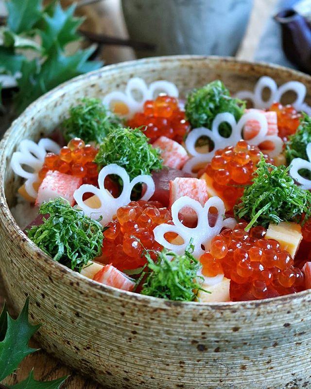 ちらし寿司の美味しいレシピ21